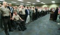Deputies Take the Oath of Office for a New Term