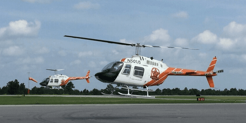 The Sheriff's Office Helicopters Opens in new window